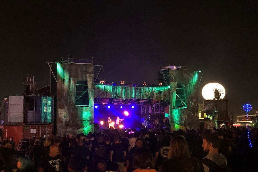 Wastelandstage - Wacken Open Air 2019